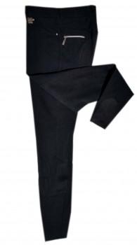 HKM Reithose -Finnland- Vollbesatz schwarz/schwarz